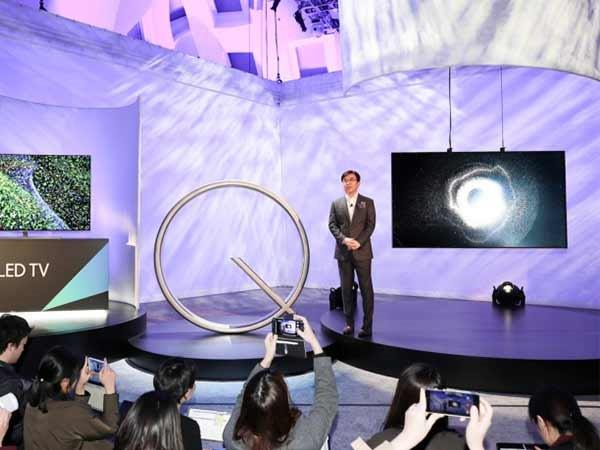 Catch all the Live Action of Samsung Announcements Here for CES 2017