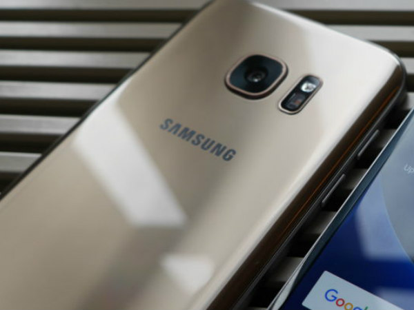 Samsung Galaxy S8 new leaked images reveal Gold color variant