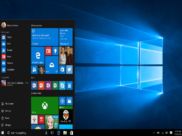 Microsoft has just announced Windows 10 privacy changes