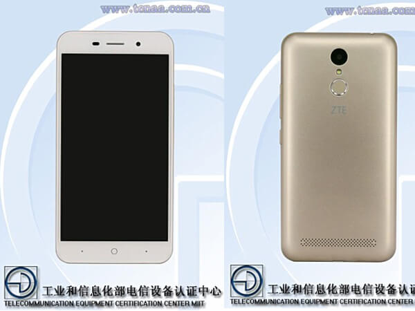 ZTE BA602 with 3,000mAh battery spotted on Geekbench