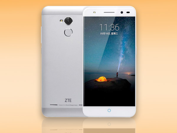 ZTE Blade A2 with Android update spotted online