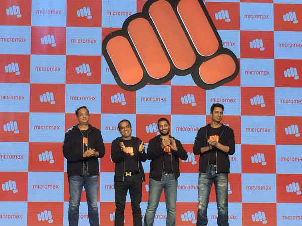 Micromax will raise $75 mn to fund consumer internet startups