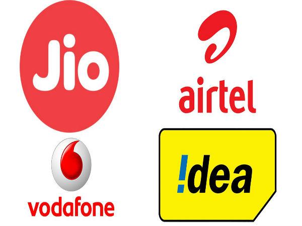 Jio shows love  to Airtel, Voda, and Idea