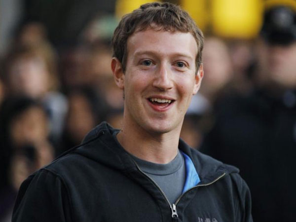 Facts about Mark Zuckerberg