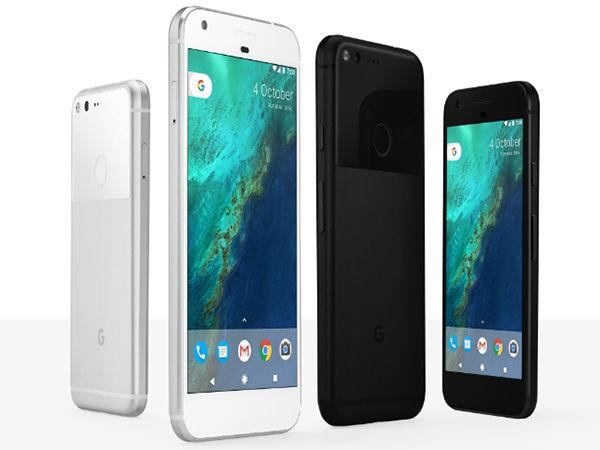 Google Pixel 5 G India