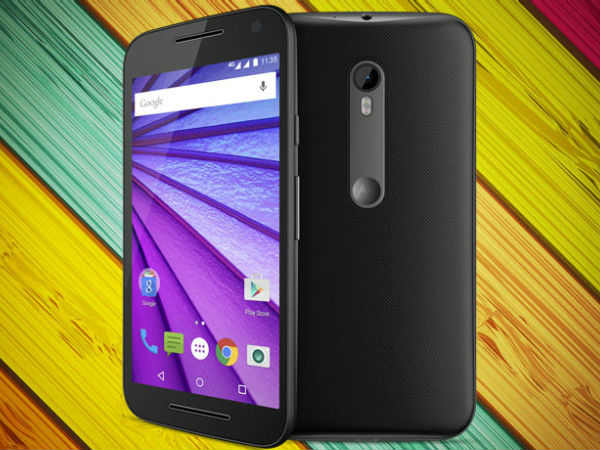 Offer on Moto G (3rd Generation) (8 GB)