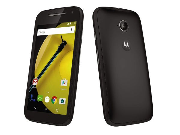 Offer on Motorola Moto E (2nd Gen) 3G