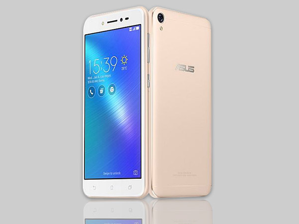 Asus ZenFone Live launched with real-time beautification app