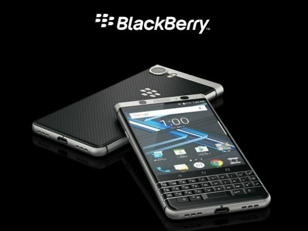 "Blackberry ""Mercury"" goes official as BlackBerry KEYOne"