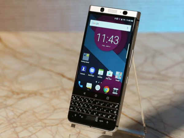 BlackBerry sends out MWC 2017 press invites for February 25