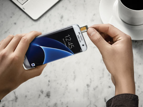 Buy Samsung Galaxy S7/S7 edge and get a free 256GB micro SD card