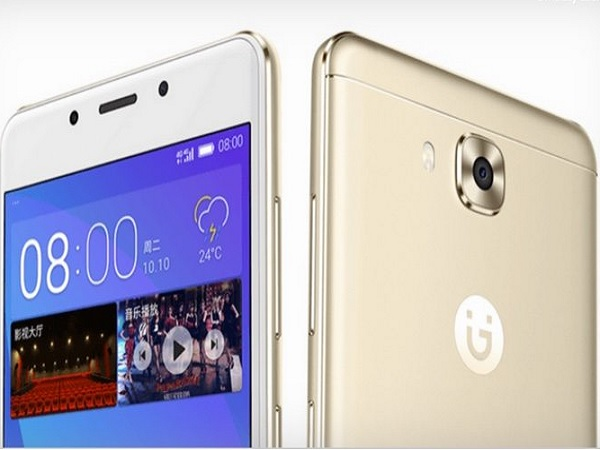 Gionee F5 with 4,000 mAh battery and 4GB RAM launched in China