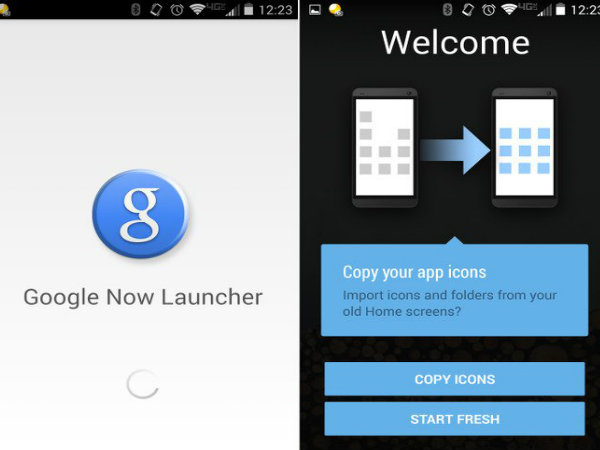 Google is removing Google Now Launcher from the Play Store