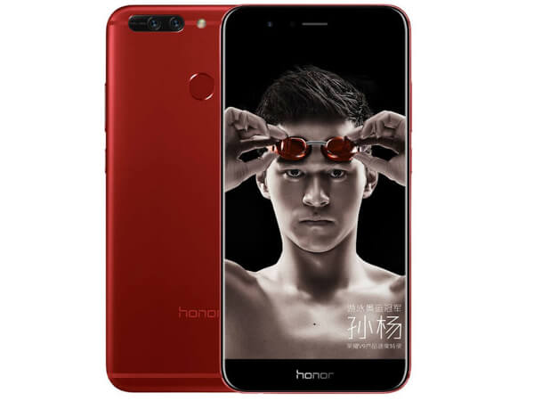 Honor V9 goes official with 5.7-inch QHD display and 6GB RAM