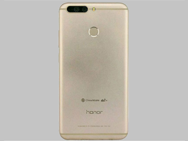 Honor V9 will be rebranded as Honor 8 Pro for the international market