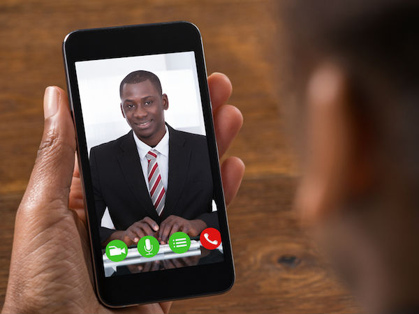 How to make encrypted video calls on your smartphone