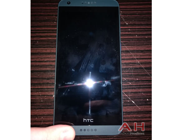 HTC Desire 650 live renders surface online