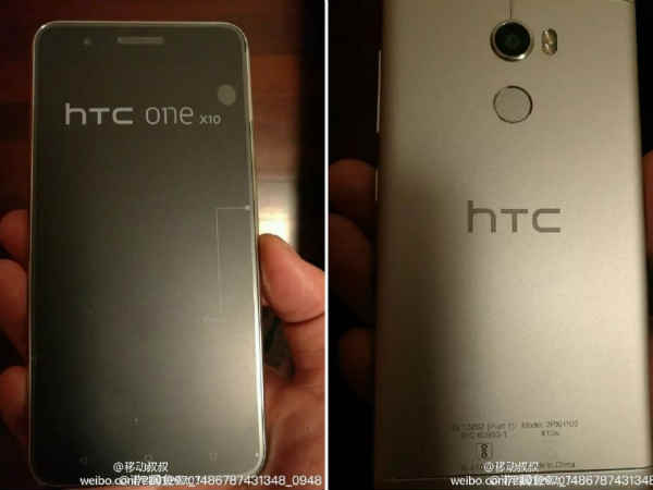 HTC One X10 launching at MWC 2017: specs, price, live renders leaked