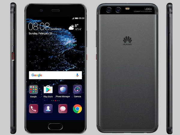 Huawei P10 Lite clears FCC; may appear at MWC 2017