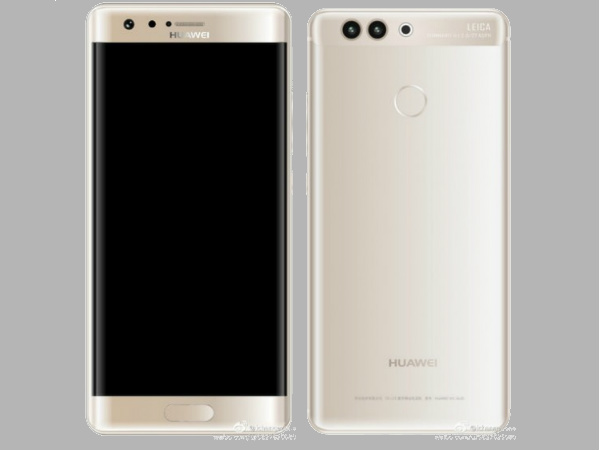 Huawei P10 Plus new render leak reveals dual fingerprint sensor