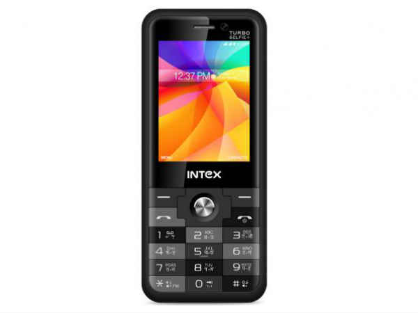 Intex Turbo Selfie+ and Ultra 4000i feature phones announced today