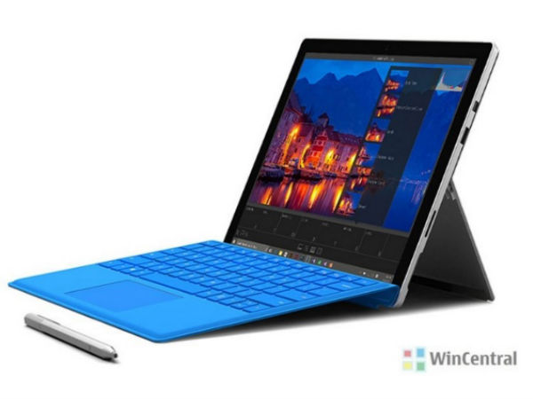 Is this the Microsoft Surface Pro 5?