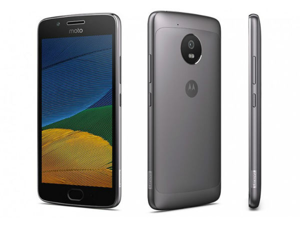 Moto G5 and Moto G5 Plus official renders leaked