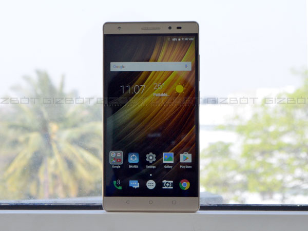 Lenovo Phab 2 Plus Review: a worthy competitor to the Xiaomi Mi Max