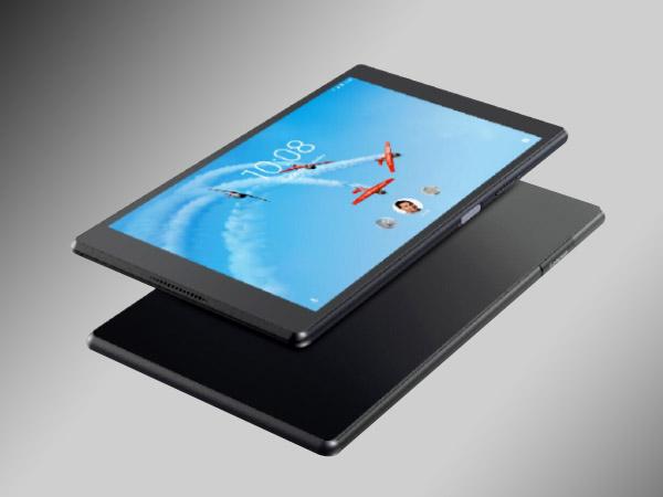 Lenovo Tab 4 8, Tab 4 8 Plus, Tab 4 10, Tab 4 10 Plus unveiled