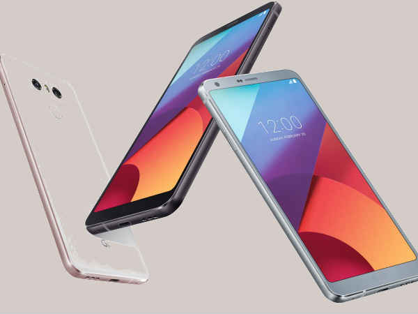 LG G6 with 5.7-inch FullVision display and more launched at MWC 2017