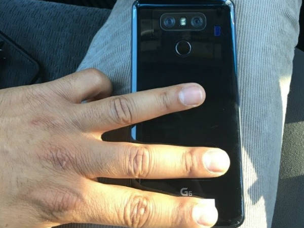 LG G6 near final version images leaked