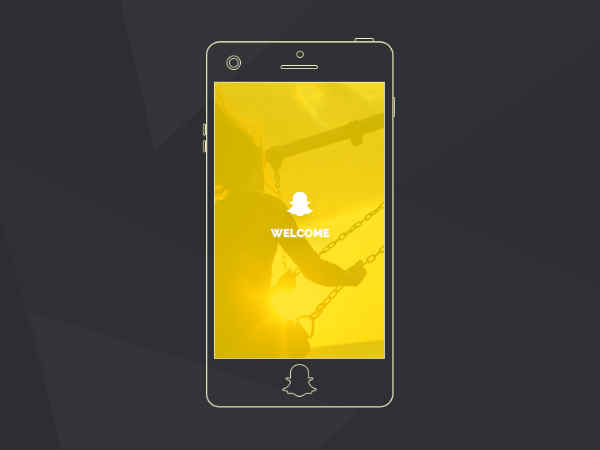 Looks like Snapchat is secretly working on a smartphone