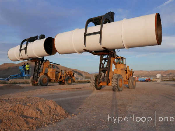 Hyperloop One Vision for India: Travel Delhi to Mumbai in just 55 min