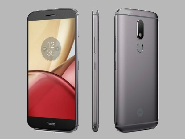 Moto M now available in a suave grey variant exclusively on Flipkart