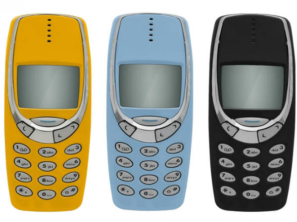 Modern Nokia 3310 may be launched at the MWC: Alert for feature phones