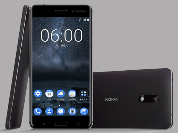 Nokia 6 Vs mid-range smartphones with 8-core CPU