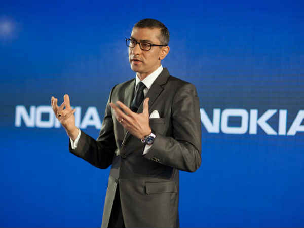 Nokia recorded a net loss of $82 million in 2016