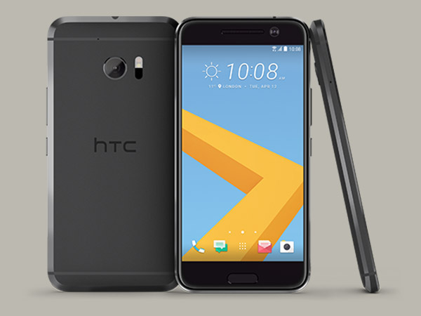HTC 10 smartphone starts receiving Nougat update in India