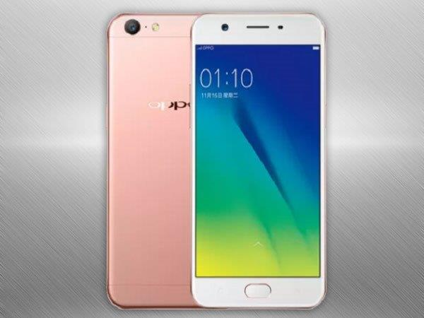 Oppo A57 gold variant will go on sale today in India