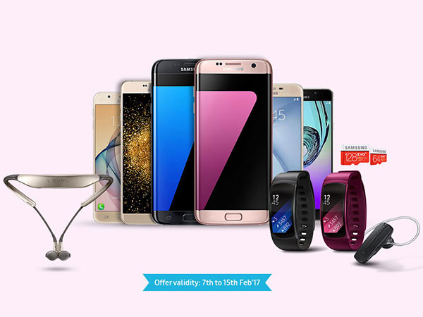 Valentine's day offer begins: Best Samsung phones with heavy discount