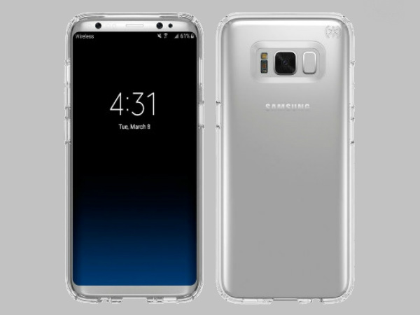 Samsung Galaxy S8 and S8+ first live video leaked; Check it out here