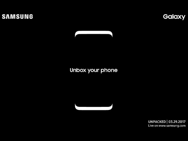 Samsung Galaxy S8 launch date announced at MWC 2017