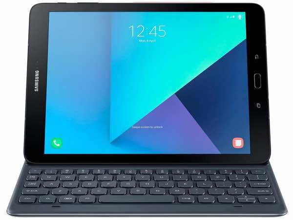 The Galaxy Tab S3 Lets See a New Render with a Magnetic Keyboard