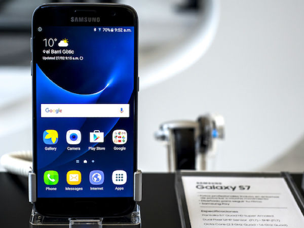 Refurbished Samsung Galaxy S7 for $299