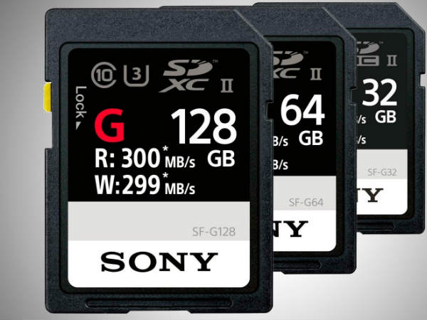 Sony launches the world's fastest SD card