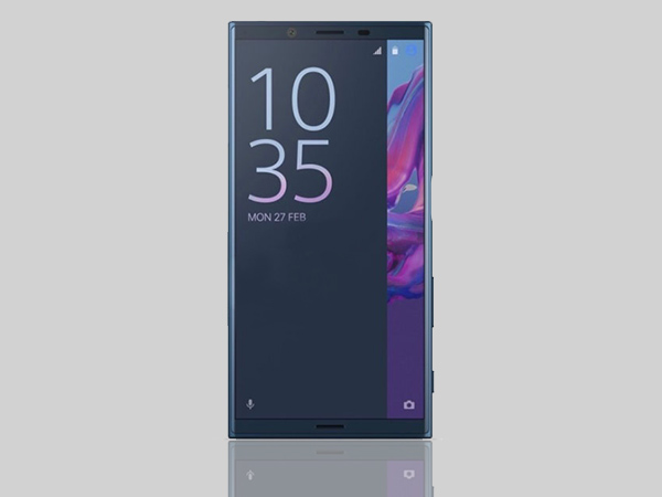 Sony Xperia X2 press render leaks ahead of MWC 2017 launch