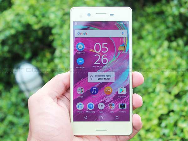 Sony Xperia XA2 live images leaked online