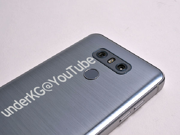 LG G6 leaked in high-resolution images