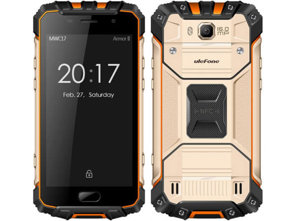 This rugged smartphone could be the first to come with Helio P25 SoC