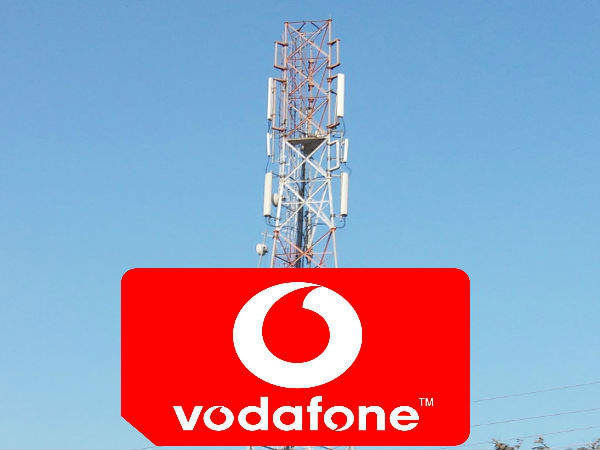 Vodafone assigned 4G contract to Ericsson